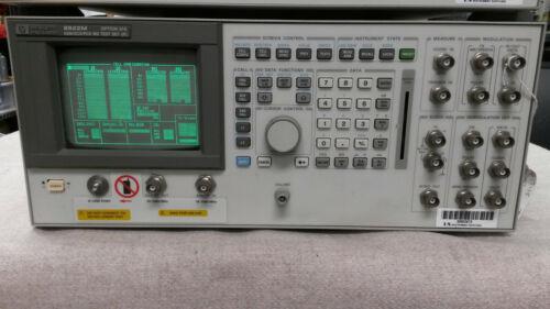 AGILENT HP 8922M GSM MOBILE STATION TEST SET W/ OPT 001,006,010