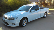 2009 Ford falcon XR6 ute Cowra Cowra Area Preview