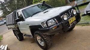 2010 Nissan Patrol Coil Cab Ute Glenhaven The Hills District Preview