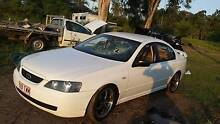 2004 Ford Falcon Sedan selling complete for wrecking or resto Corinda Brisbane South West Preview