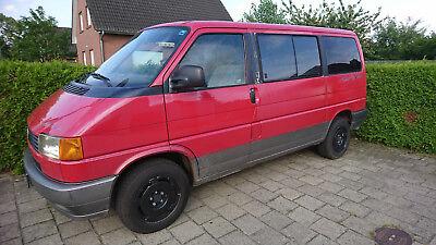 VW T4 Multivan, Allstar, AHK, 1,9TD, 7-Sitzer online kaufen