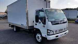 Isuzu NQR 450 2007  Pantech ..tailgate loader..210kms.. Gosford Gosford Area Preview