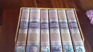 Vintage Style Book Set (Children's Classics) Mosman Park Cottesloe Area Preview