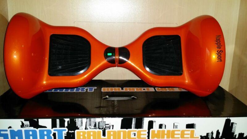 SMART BALANCE Premium Brand -Off Road Color  Orange  - 10 inch wheels- Bluetooth