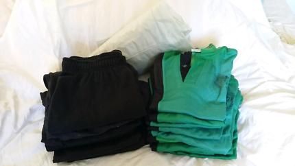 Bulk Mount Crosby State School Uniform Shirts Shorts Pants 20 Qty Ipswich Ipswich City Preview
