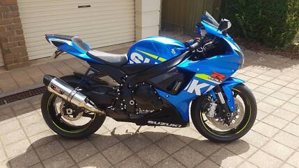 2015 Suzuki GSXR600 For Sale