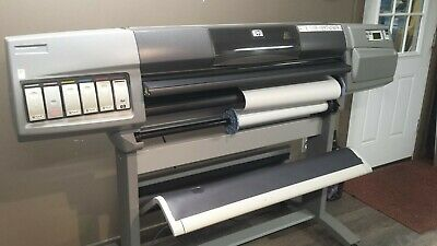 Hp Designjet 5500 42 Inch In Very Good Condition