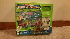 SEARCH AND LEARN SEA PUZZLE for little ones St Ives Ku-ring-gai Area Preview