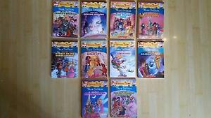 Ten Thea Stilton novels Geronimo Stilton East Victoria Park Victoria Park Area Preview