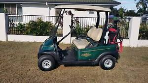 GOLF CART CLUB CAR PRECEDENT GOLF BUGGY LATE MODEL BATTERIES Helensvale Gold Coast North Preview