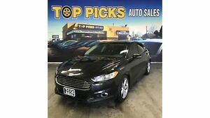 2014 Ford Fusion SE, 20 Wheels, Navigation, Low Mileage!