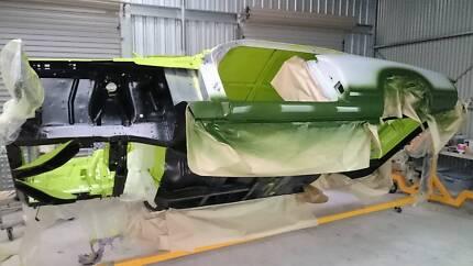 milton gunst body repairs