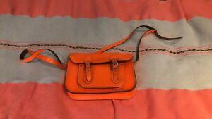 Authentic Cambridge Satchel Crossbody Messenger Bag