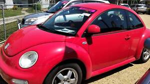 2001 Volkswagen Beetle Hatchback Long Jetty Wyong Area Preview