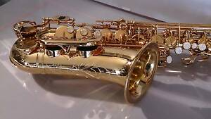 SAXOPHONE ALTO STERNBERG DESIGNED IN GERMANY Epping Whittlesea Area Preview