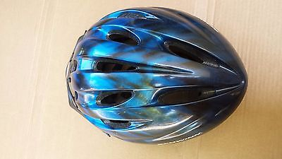 Schwinn Adult Biking Helmet, Adjustable, Model #SW135, Bright Blue