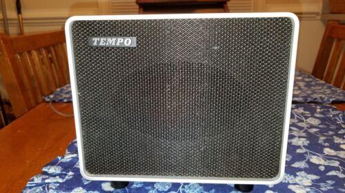 Tempo 2020  Speaker