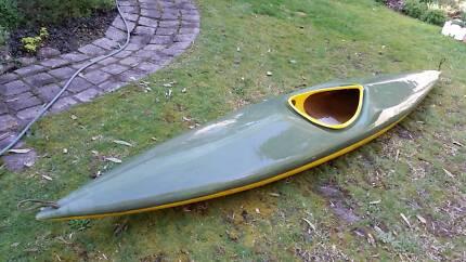 Single White Water Kayak/Canoe
