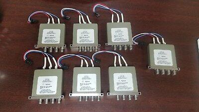 Agilent 33312-60004 Rf Switch Lot Of 7