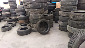 Secondhand tyres from ( huge stock available )** Truganina Melton Area Preview