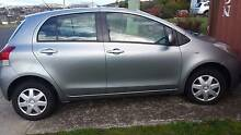 2010 Toyota Yaris Hatchback Berriedale Glenorchy Area Preview