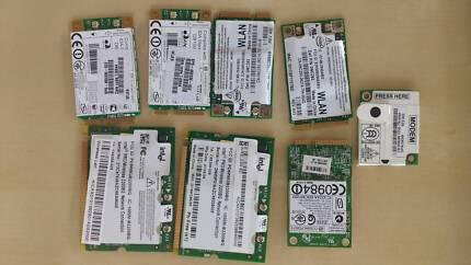 Laptop WiFi modules