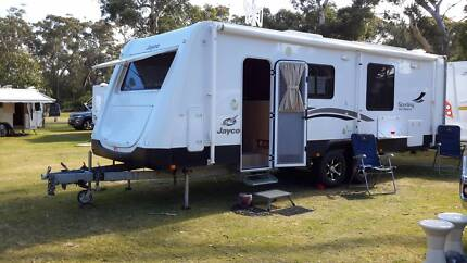 Jayco Sterling Outback Raworth Maitland Area Preview