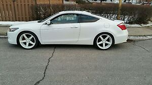 Honda accord 2008 coupe v6 full custom