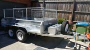10x5 Hydraulic Tipper Trailer Ringwood Maroondah Area Preview