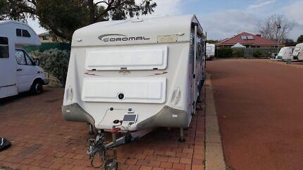 Coromal Princeton 21foot Caravan 2010 Erskine Mandurah Area Preview