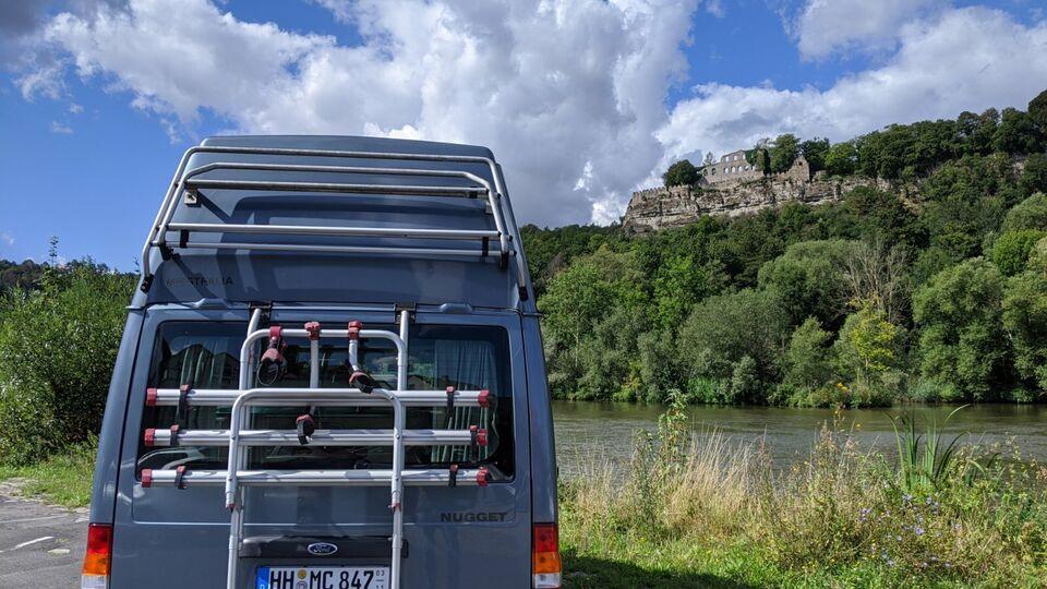 "Camper Wohnmobil mieten - Ford Nugget ""Bruce"" in Altona - Hamburg St. Pauli"