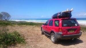 cozy 4x4 camper, solar powered, comfortable sleeping, surfboard Brisbane City Brisbane North West Preview