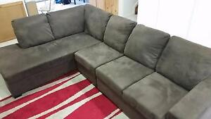 L-shaped couch Manly West Brisbane South East Preview