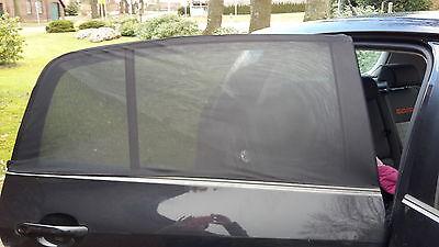 XL Sonnenblende Sonnenschutz Baby Kinder Auto Seitenfenster Rücksitz