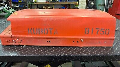 Hood - Kubota B1750e 66416-54103 Local Pickup Only  Tl