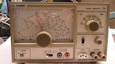 Leader Signal Generator 17a