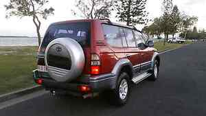 "Toyota Land cruiser prado ""Snowy"" Limited Edition 1999 Mareeba Tablelands Preview"