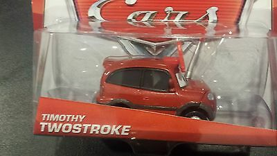 DISNEY PIXAR CARS TIMOTHY TWOSTROKE 2014 SAVE 6% GMC