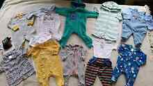 Baby clothes 000 boys bundle bonds zippy patch 16 items Turner North Canberra Preview