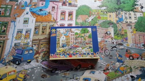 Puzzle Freitag der 13. Jan van Haasteren 5000 Teile