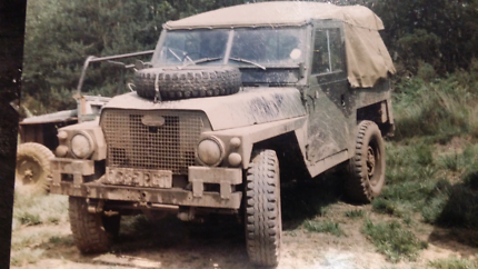 Wanted: land rover lightweight wanted