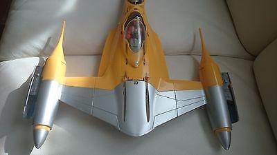 Star Wars X-Wing Sturmjäger Gelb inkl. Pilot und der Droide  R2D2 v Hasbro Toys gebraucht kaufen  Gütersloh
