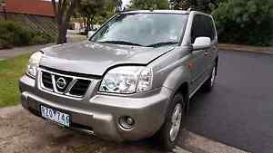 Nissan X-Trail 4x4 2003 Epping Whittlesea Area Preview