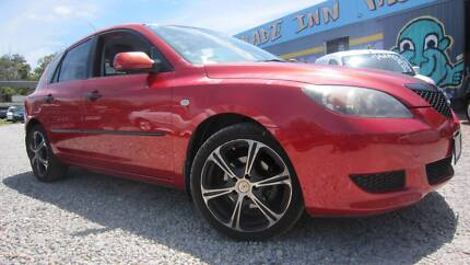 ***MAZDA HATCH WITH RIMS***
