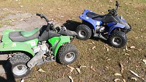 Kazuma 50cc Four Stroke Quads X2 Greenbank Logan Area Preview