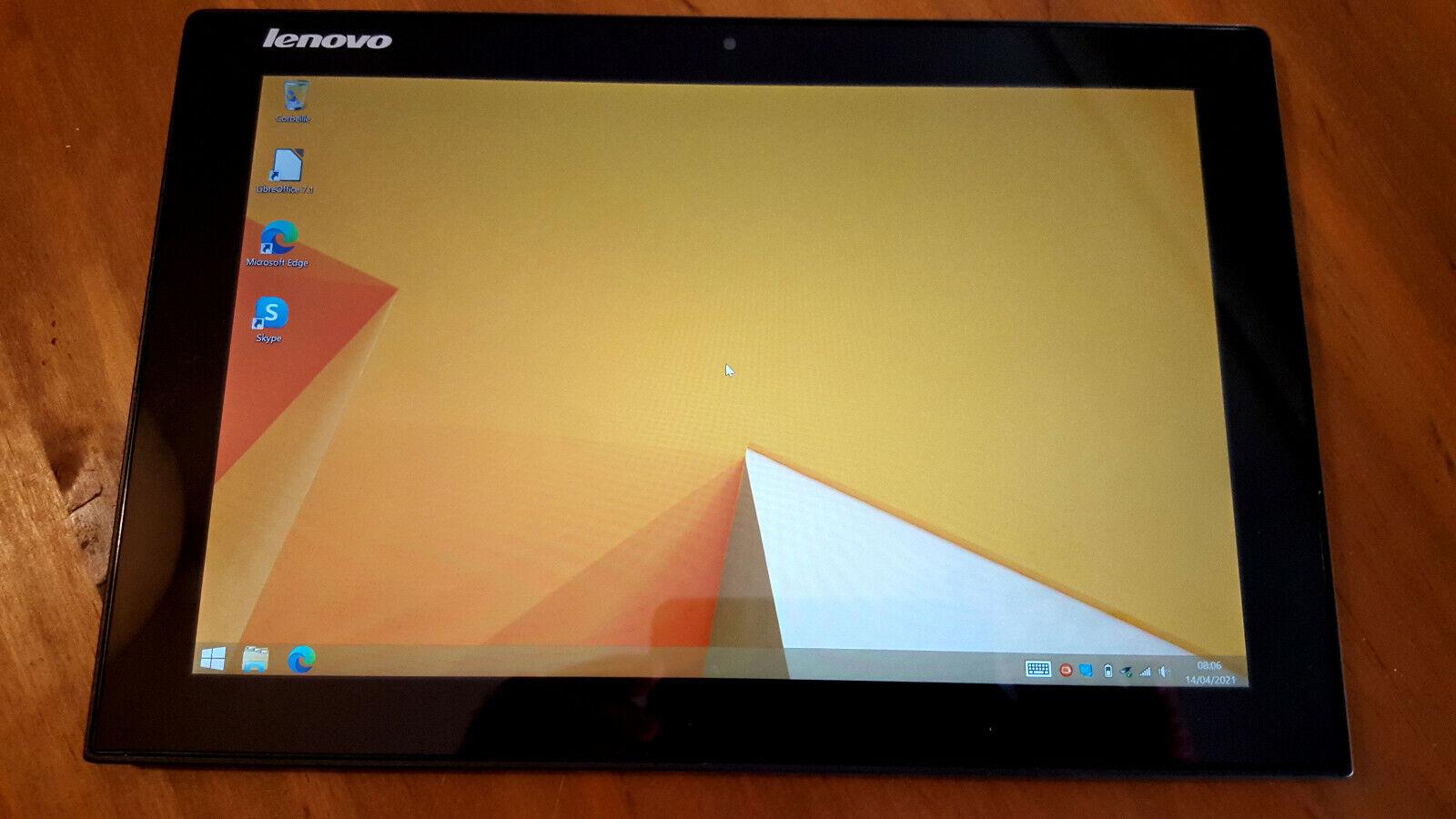 Lenovo miix 3 - 1030 - ram 2 go - ssd 64 go + sd 64 go - tablette windows 8.1