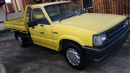 1985 mazda b2000 5speed
