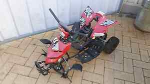 Chinese Kids Quad Bike Frame No Front Wheels $60 Huntingdale Gosnells Area Preview