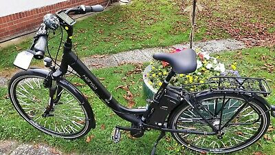 E Bike Hansa Prophete - gebraucht mittelmotor