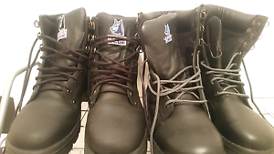 Work boots Safety Bay Rockingham Area Preview